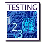 Testing 123 logo
